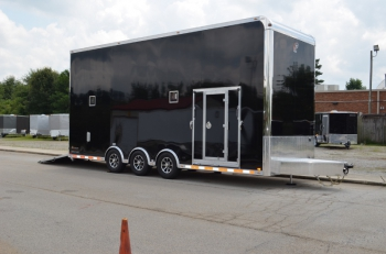 26' inTech Aluminum Stacker Trailer
